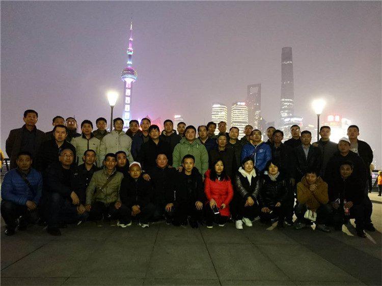 团队活动-上海游-东方明珠