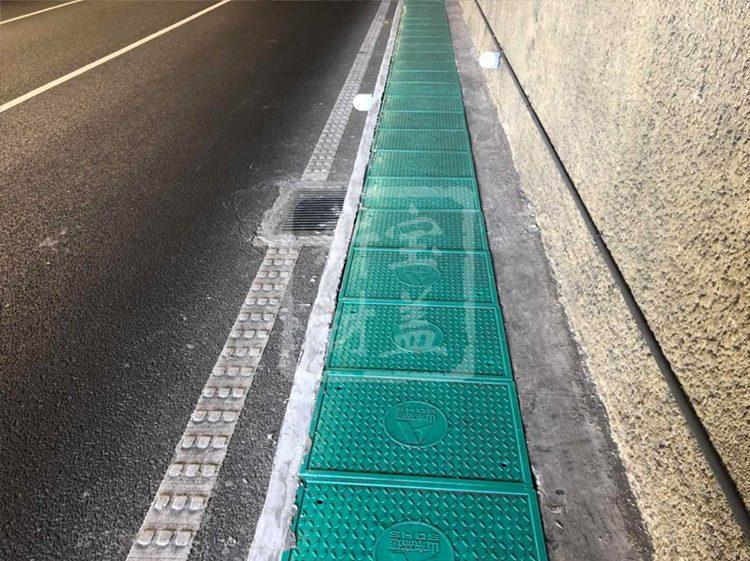 隧道盖板实例