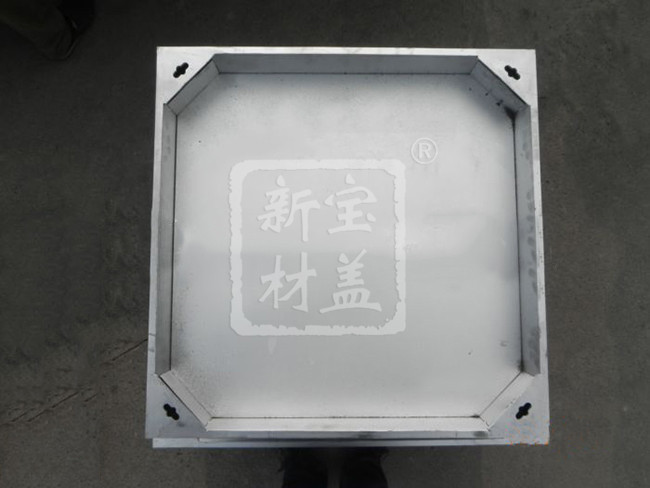 700x700不锈钢隐形井盖
